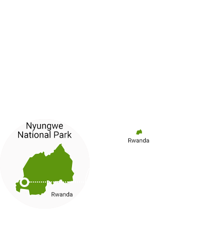 Nyungwe Map