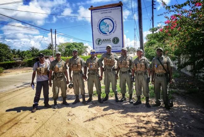Bazaruto Rangers Dispatched for Relief Efforts
