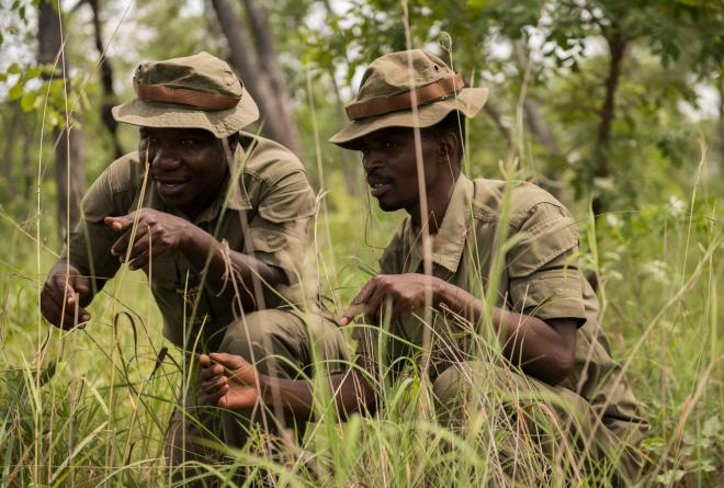 Nkhotakota Ranger Training