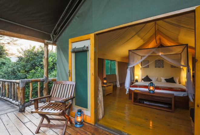 Scott Ramsay Ruzizi Tented Lodge