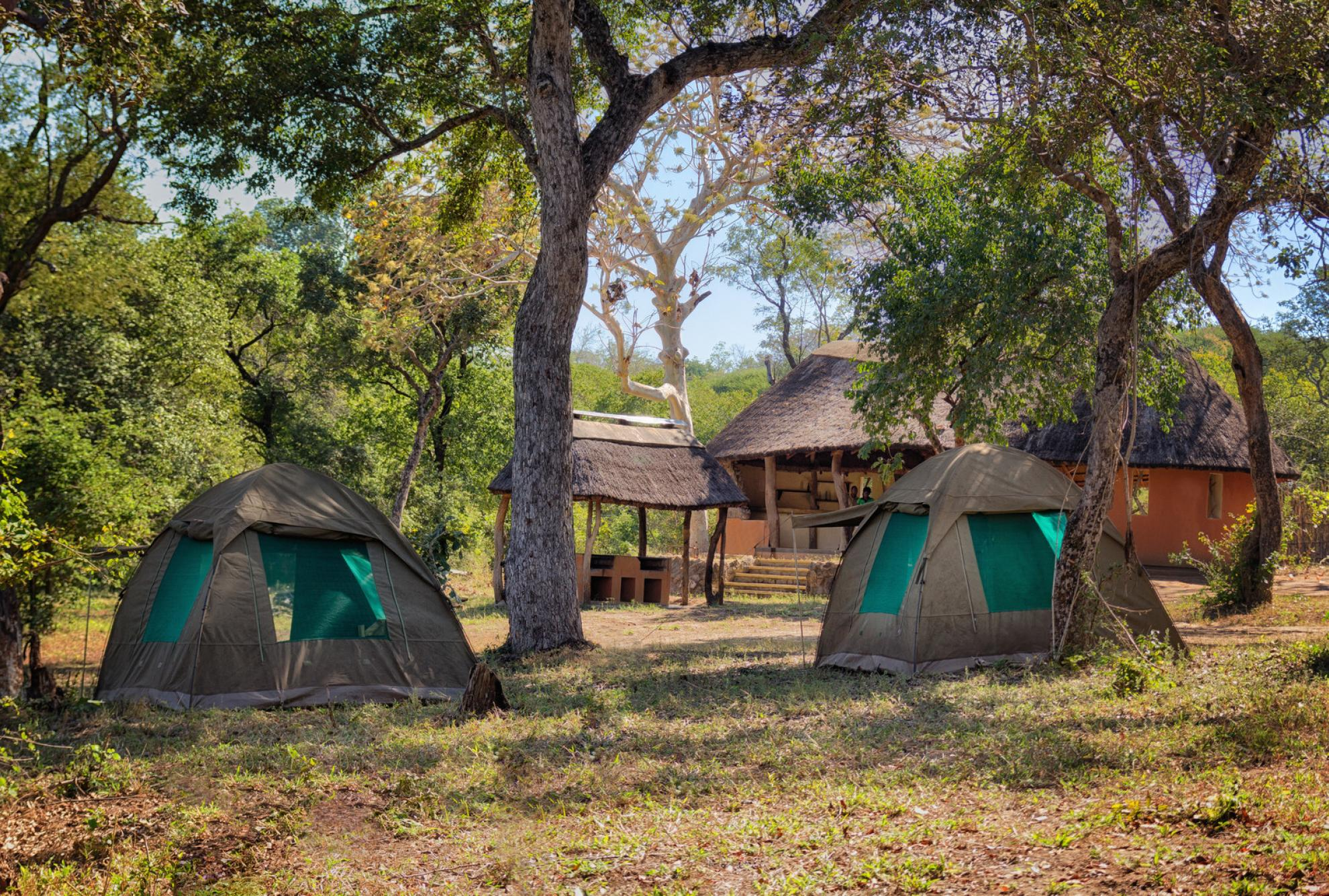 5 of 8 ... & Community Campsite | African Parks